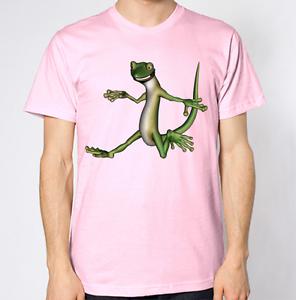 Gecko Dancing T-Shirt