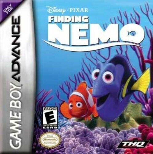 Finding Nemo - Game Boy Advance