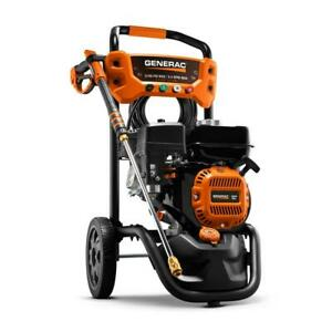 Generac Residential Pressure Washer OHV engine Electric Start 3100 PSI 2.5 GPM