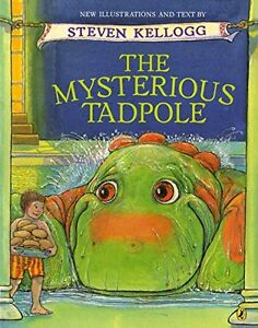 The-Mysterious-Tadpole-by-Steven-Kellogg-2004-Paperback-FREE-shipping-35