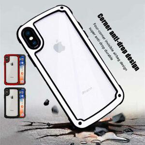 bf03bb76481 La imagen se está cargando Funda-HIBRIDA-transparente-ANTI-GOLPES-para- iphone-7-