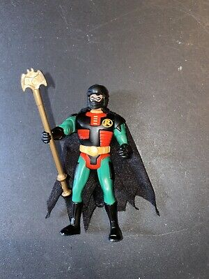 Vintage Batman The Animated Series Ninja Robin Dc Comics Kenner 1993 Ebay