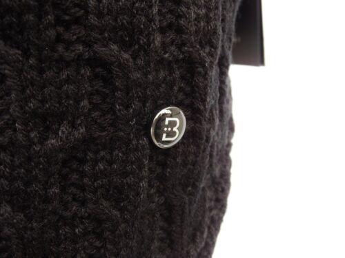 Baldessarini Pin Pudel-Strick Mütze by BALDESSARINI*LUXUS Earflap Beanie black