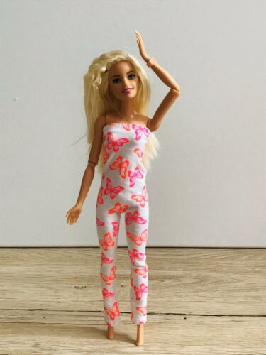 Jumpsuit For Barbie Barbie Clothes Handmade