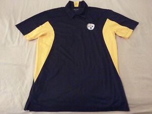 4a65fb393 Mens Sport-Tek Pittsburgh Steelers Polo Shirt L Large Black Athletic ...