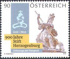 Austria 2012 Herzogenberg Priory/St George/Dragon/Statues/Heritage 1v (n42441)