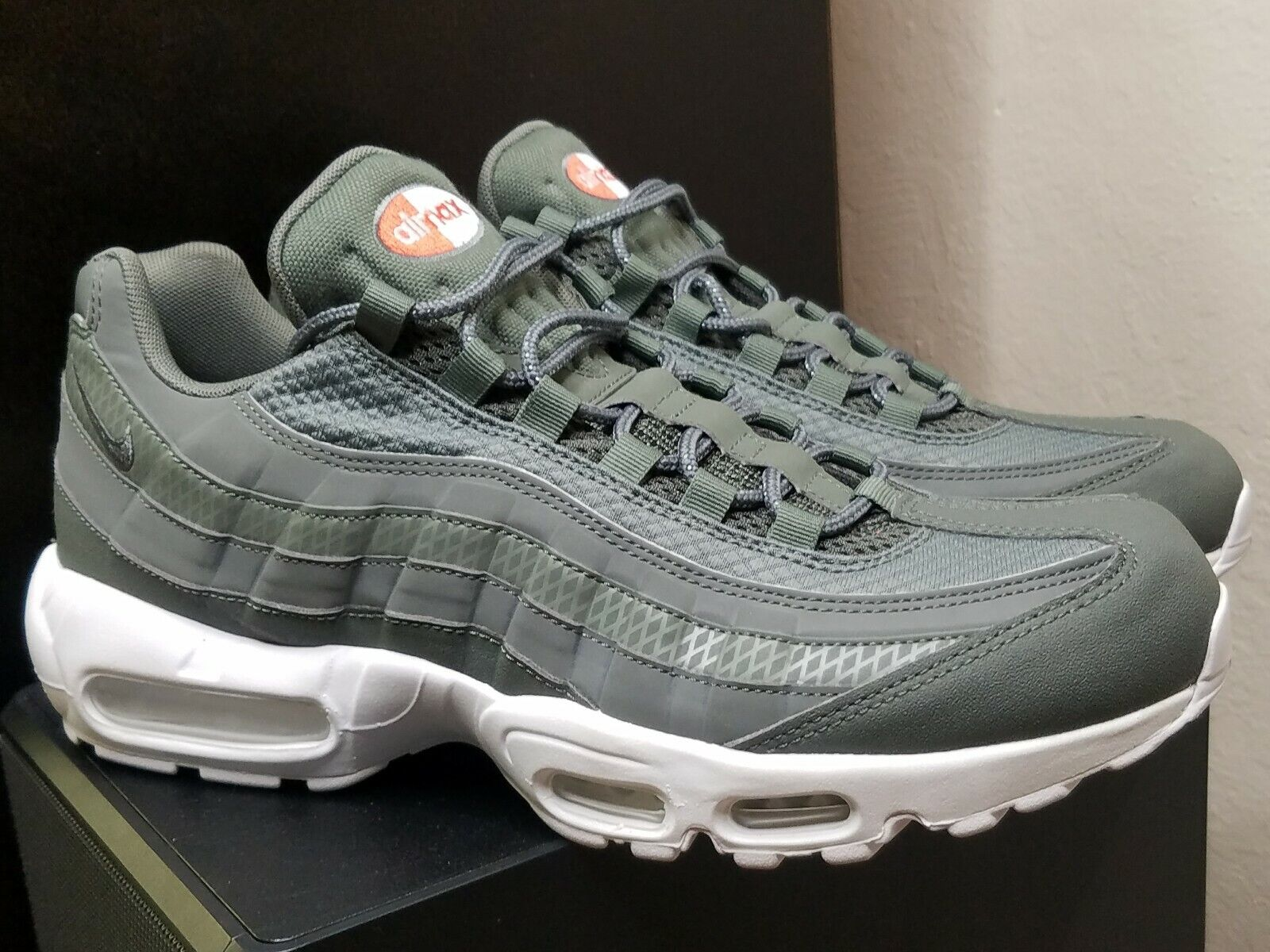 Nike Air Max 95 Size 11 River Rock  924478-002 New