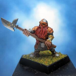 Painted-Reaper-Miniature-Dwarf-Halberdier