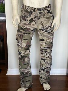 Ocultación silueta Distracción  Para Hombres Pantalones Under Armour campo OPS árido Camo Tamaño 34x34  [1313212-999] Nuevo con etiquetas | eBay