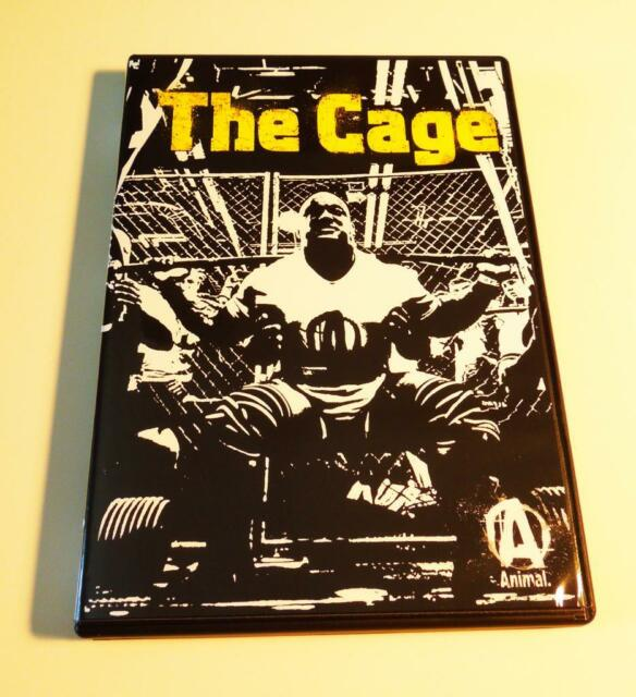 The Cage Universale Nutrition DVD 45 Minutes Animal PAK