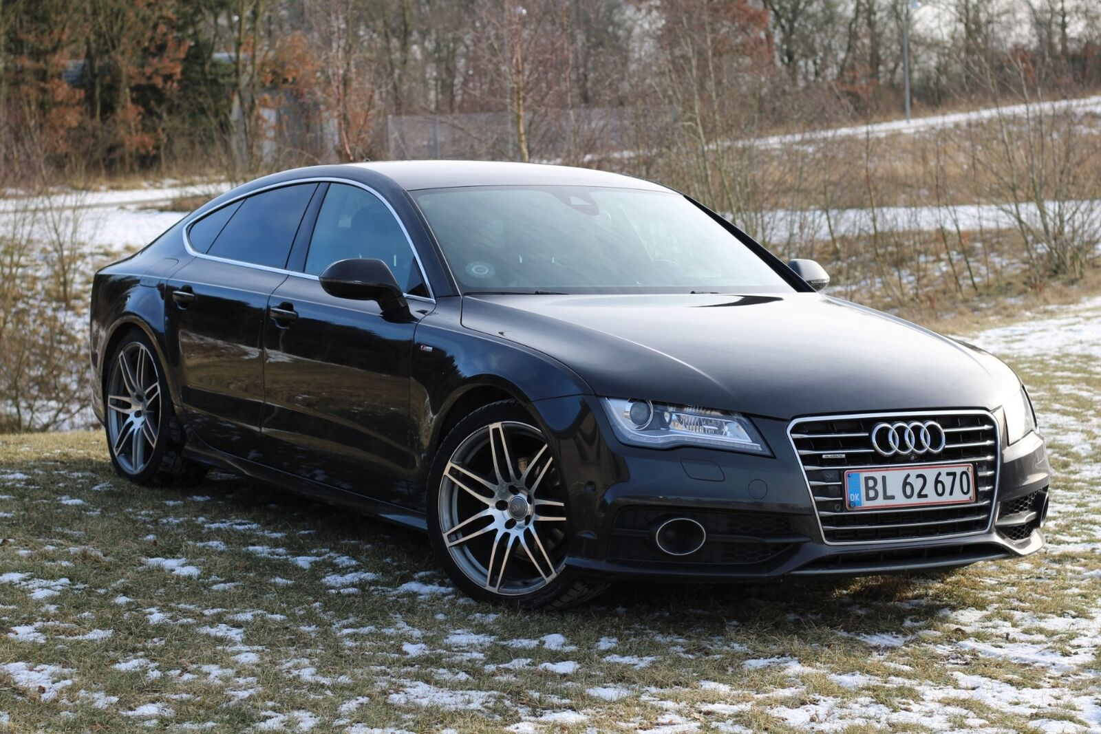 Audi A7 3,0 TDi 204 Sportback quattro S-tr. 5d