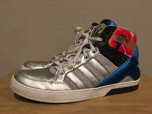 zapatillas adidas plata