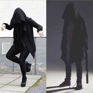 Men-039-s-Hoodies-Street-Style-Loose-Sweatshirt-Coat-Assassin-039-s-Creed-Cloak-Cardigan