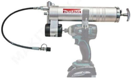 Akkuschrauber oder Bohrmaschine Makita Fettpresse P-90451 für Schlagschrauber