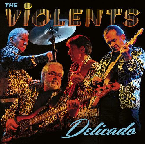 The Violents - Delicado [New CD]