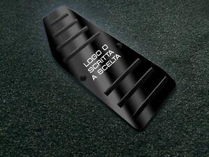 Ctzrzyt Poggiapiedi in Acciaio Poggiapiedi Copertura del Cuscinetto del Pedale Morto per Mercedes a B C e S CLS SLK CLa GLa GLK ML G GL Car Styling