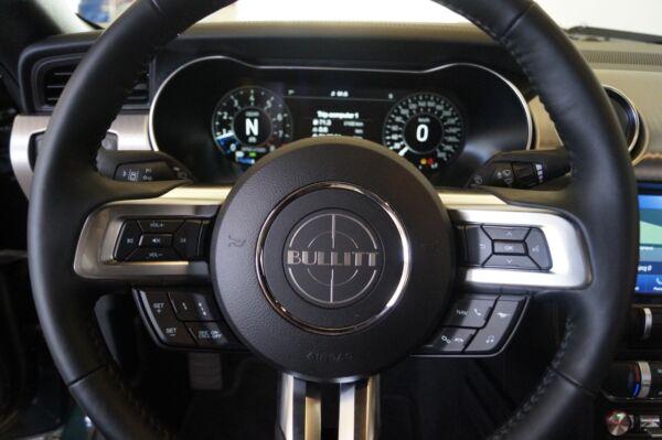 Ford Mustang 5,0 V8 GT Fastback Bullitt billede 16