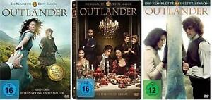 17 DVDs * OUTLANDER - SEASON / STAFFEL 1 + 2 + 3 IM SET # NEU OVP <