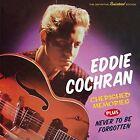 Cherished Memories/Never to be Forgotten by Eddie Cochran (CD, Nov-2015, Hoo Doo Records)