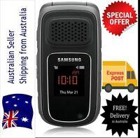 Samsung Rugby Iii Unlocked Flip 3g Waterproof Phone