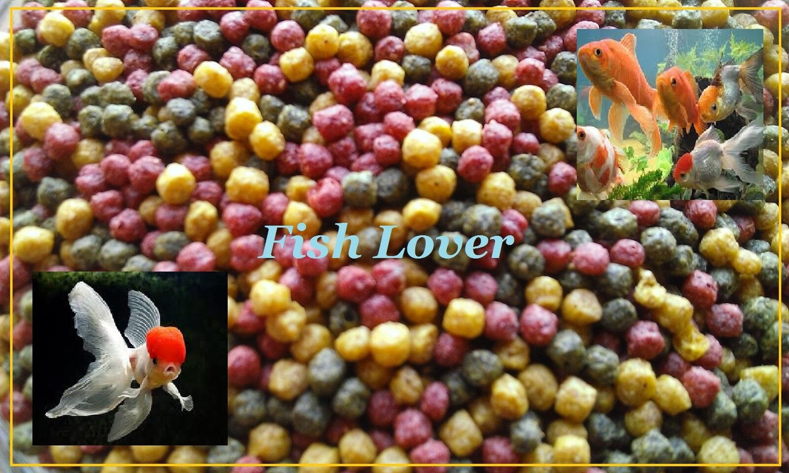 Top Quality&Value Mixed Colour Pellet, Food for Koi, goldFish,Pond fish Free P+P