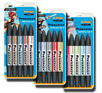 Letraset Promarker Marker Pen Manga Additions Set 1,2,3