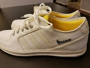 competitive price f8842 397d4 Image is loading Adidas-Mens-Vespa-PX-Original-Size-10-5-
