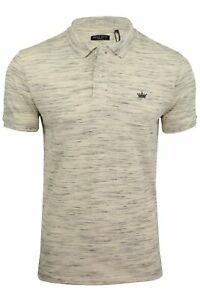 Mens-Pique-Polo-Shirt-by-Brave-Soul-039-Iscariot-039