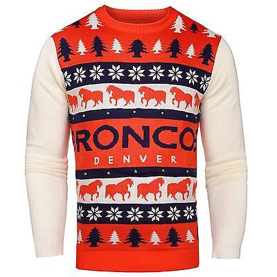 best value 154fc c4a4b NFL Mens Light Up Ugly Christmas Sweater