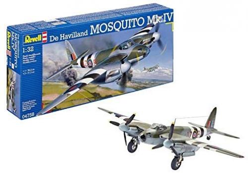 Revell 1:32 scale model kit - De Havilland Mosquito Mk IV RV04758