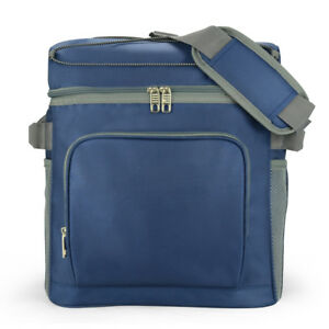 EAGLEMATE-28L-Large-Soft-Cooler-Insulated-Bag-for-Grocery-Camping-Outdoor-Picnic