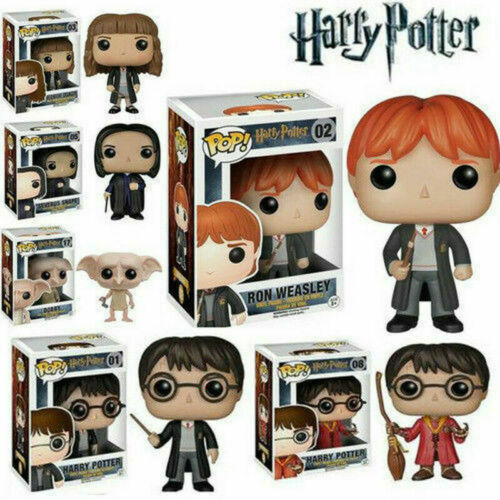 Funko POP Harry Potter Vinyl Action Figure Toys Collection Kids Gift In Box NEW