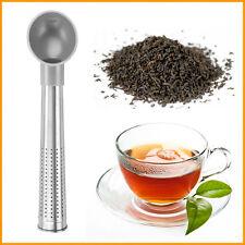 2x Tea Infuser Scoop TALA Stainless Steel 1 Cup Measure Brew Loose Leaf Kitchen