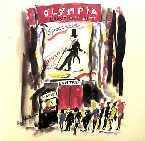 Compilation-CD-Olympia-Quels-Talents-Promo-France-EX-EX