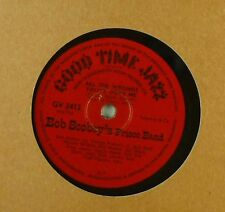 """10"""" Schelllack - Bob Scobey - Peoria - All the wrongs you've done to me - A51"""