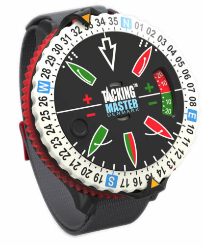 Dispositivo da polso TackingMaster per tattica regata Marca TackingMasterT