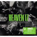 Live from Metropolis Studios [DVD+CD] by Heaven 17 (CD, Sep-2013, 2 Discs, Edsel (UK))