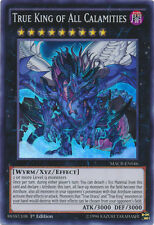 x1 True King of All Calamities - MACR-EN046 - Super Rare - 1st Edition Yu-Gi-Oh!