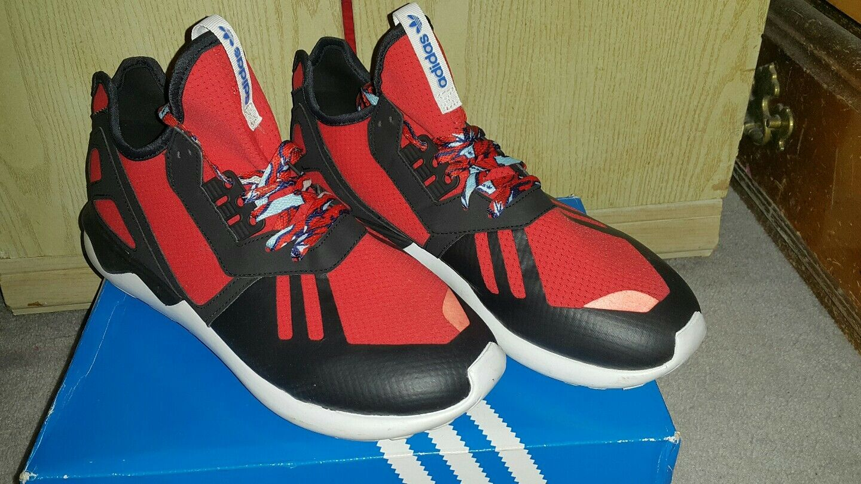 best website 92866 91ae1 Adidas Adidas Adidas zapatos casuales talla 10 salvaje guía tubular 098298