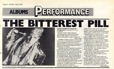 "23/5/87pg28 Album Review & Picture, Little Steven ""freedom No Compromise"""