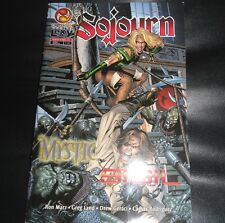 Crossgen Comics SOUJOURN Numero 3 MYSTIC & SIGIL N. 9 Lexy Produzioni Fantasy