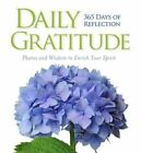 Daily Gratitude: 365 Days of Reflection by National Geographic (Hardback, 2014)