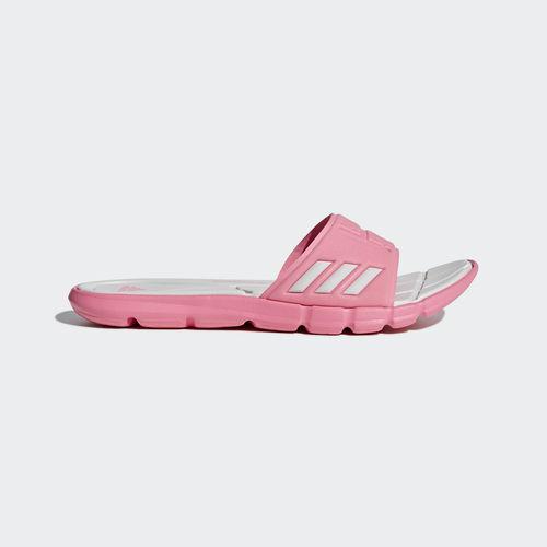 Adidas Adipure Cloudfoam Femmes Sandales Pantoufles diapositives Tongs Rose CG2813