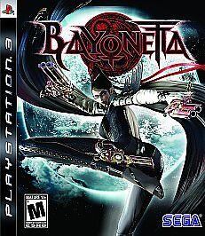 Bayonetta Sony Playstation 3 2010 For Sale Online Ebay