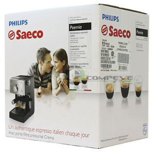 philips saeco poemia manual espresso machine