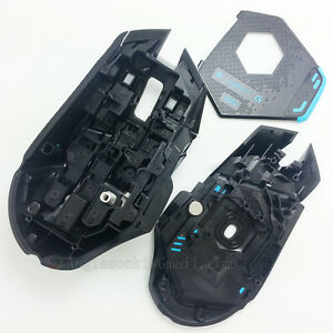 cc1e576a694 NEW Mouse Top Shell Cover Replacement outer case+Weights cover For ...