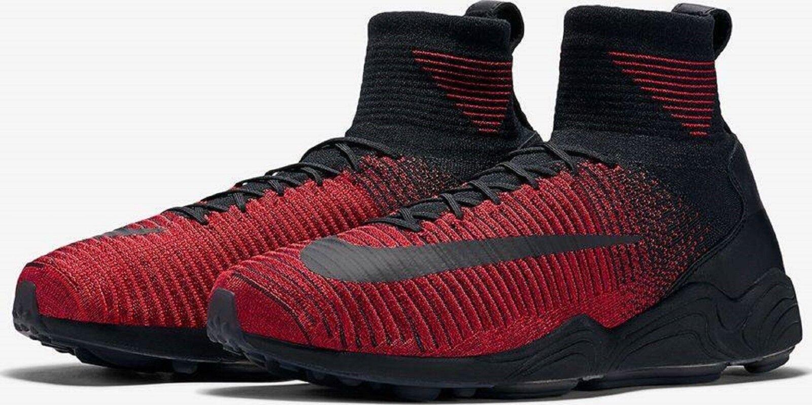 Taglia 12 nike zoom volubile xi fk e scarpe da ginnastica di colore rosso 852616 university