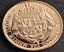miniature 1 - 2021 Double Sovereign Gold Proof Coin ONLY 50 WORLDWIDE HURRY