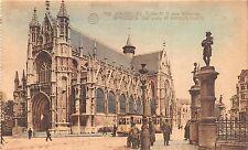 Br35017 Bruxelles Eglise N.D.des Victoires belgium