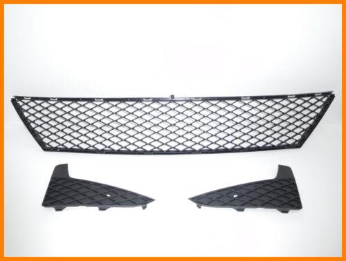 Seat Ibiza FR 2013 /> pare-chocs avant Grilles 6J0853667D 6J0853665G 6J0853666F-Neuf
